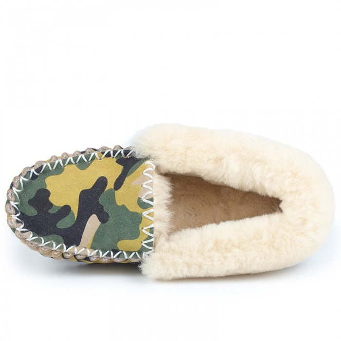 Camouflage Moccasins AM3